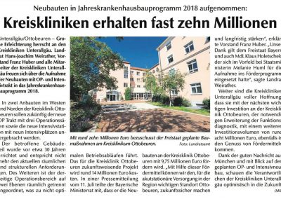 Mit freundlicher Genehmigung des Memminger Kurier (15.07.2017)