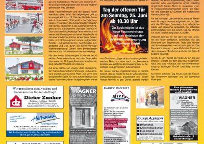 Mit freundlicher Genehmigung der Memminger Zeitung (21.06.2017)