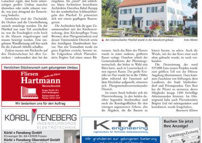 Mit freundlicher Genehmigung der Katholischen Sonntagszeitung Nr. 35/2017 (02./03.09.2017)